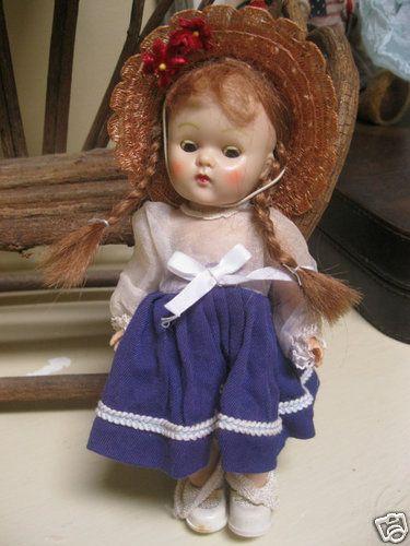 Ginny Doll Reissue Redhead Braids 67