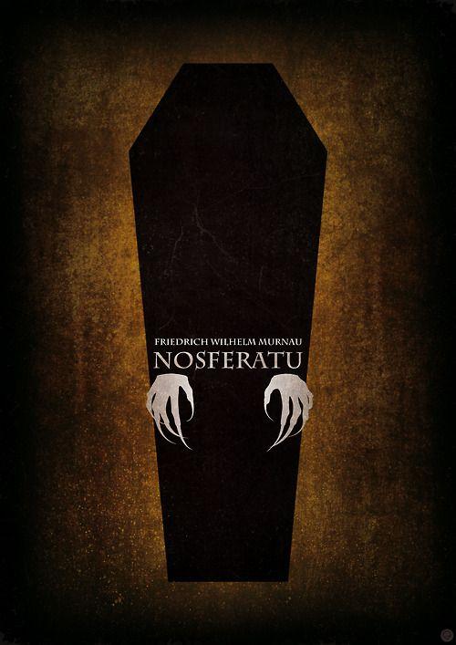 NOSFERATU No existe un film del género, que me haya producido tanto terror.