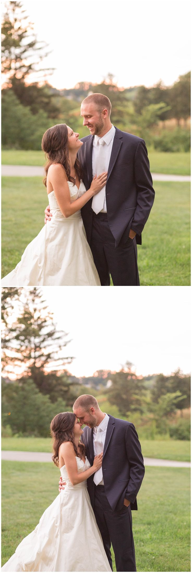 Outdoor Cleveland Wedding Inspiration | Monica Brown Photography | monicabrownphoto.com