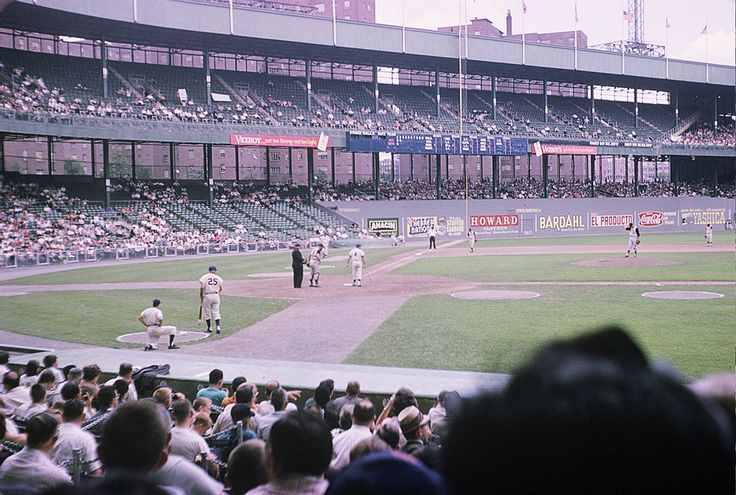 Polo Grounds, New York ( Early 60s)
