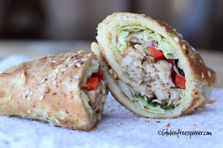 """Gluten Free Spinner: Focaccia Wraps - Soft, Flexible, and Most Importantly """"Wrappable""""! #glutenfree @Mary Powers Glutenfreespinner"""