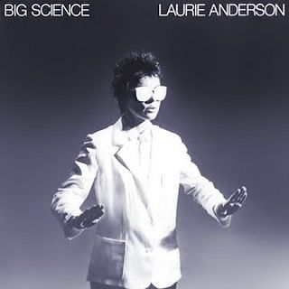 Laurie Anderson - Big Science (1982)  http://artesuono.blogspot.it/2014/08/laurie-anderson-big-science-1982.html