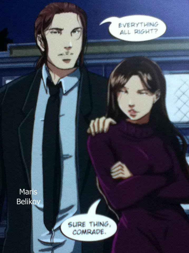 Rose and Dimitri Graphic Novel   Rose & Dimitri