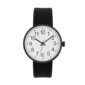 Muji Watch - Round Face Watch The face of this classic, round unisex watch is 3.3cms in diameter. - from her