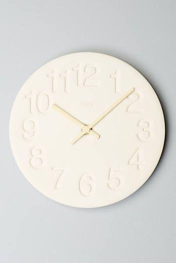 Horloge murale Nasu