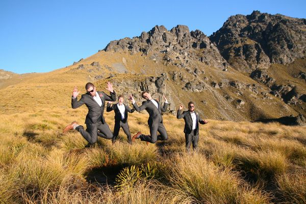 In April 2015, Southland gent, Duncan married the lovely Lisa in Queenstown.  The groom and groomsmen were suited by Omen Suit Hire in Lithium Grey #duncanandlisa #omensuithire #queenstownweddings #walterspeak Photo courtesy of Felicity Jean Photography