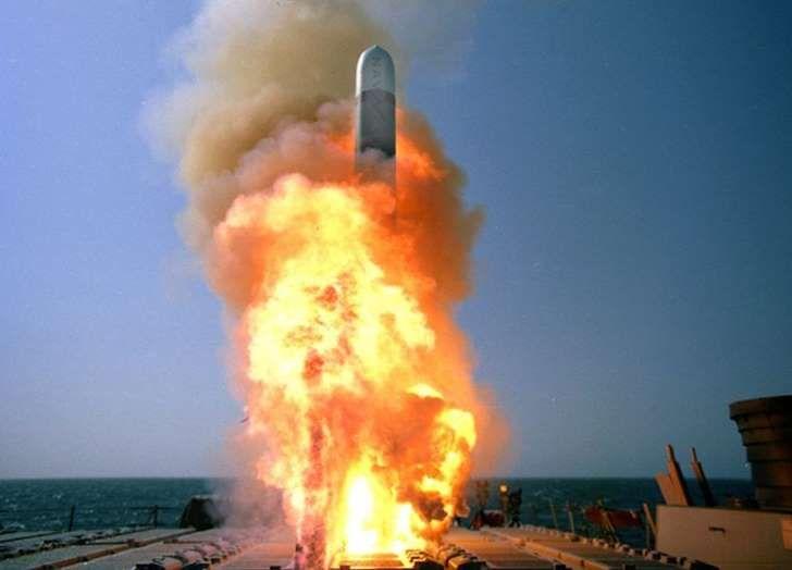 """Rosja kpi z ataku USA w Syrii. """"Zrzucenie rakiet z balonu kosztowałoby tyle samo"""""""