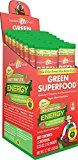 Amazing Grass Green Superfood Energy Watermelon Box Of 15 Individual Servings 0.25 Ounces
