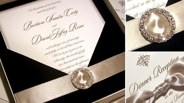Couture Wedding Invitations| Boxed Wedding Invitation | Park Avenue Wedding  | Pinterest | More Wedding, Weddings And Dream Wedding Ideas