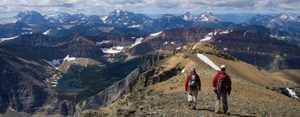 Parcs Canada - Parc national des Lacs-Waterton - Randonnée et excursion pédestres