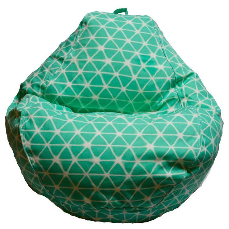 how to make a bean bag chair easy