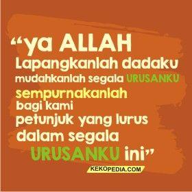 DP BBM DOA UMAT ISLAM
