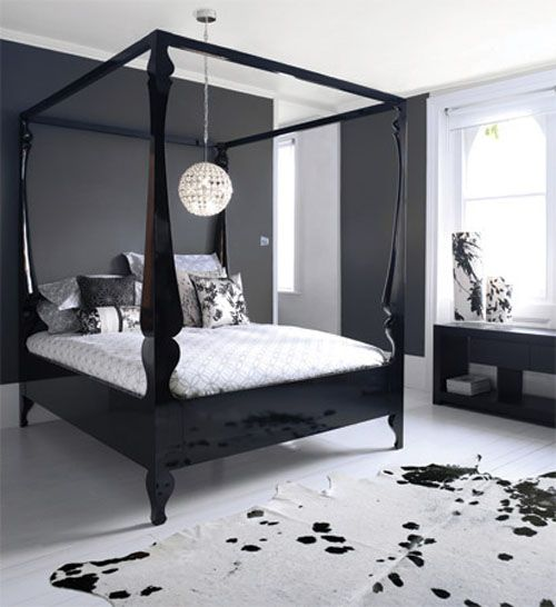 This is a Contemporary bed because it's urban and innovative towards current trends.