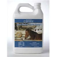 ALOE HERBAL FLY REPEL RTU, Size: GALLON (Catalog Category: Equine Fly Control:FLY & INSECT CONTROL) by ESPREE ANIMAL PRODUCTS. $38.73. Horse journal rated top pick in 2007 & 2005 among fly repellents, aloe herbal horse spray is an effective natural alternative Aloe herbal horse spray provides your horse fly protection, coat conditioners and sunscreen. Apply 10 - 12 inches from coat. Apply with cloth to facial area. Apply to a clean horse.Ingredients: Cedar Oil, Eucalyptus...