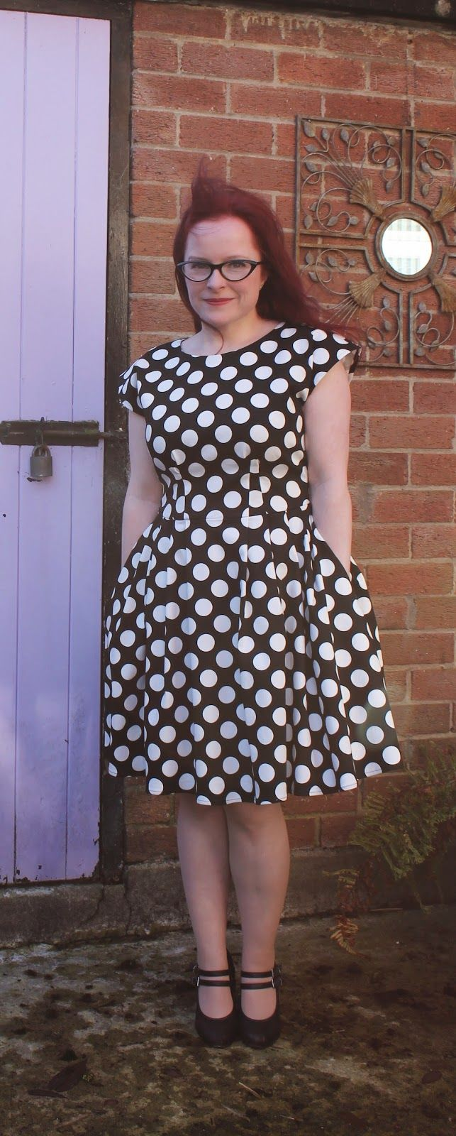 The Anna Lou Dress - Anna and Lilou Frankenpattern