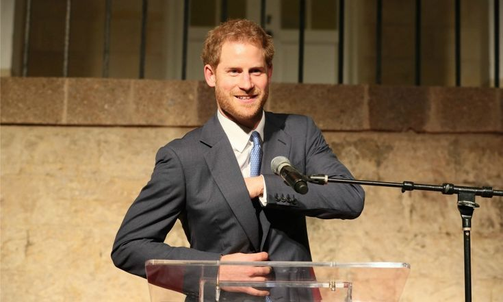 Harry delivered a special message on behalf of Queen Elizabeth, who has fond memories of her visits to Antigua and Barbuda, during the welcome reception.