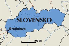Slowakije 2004