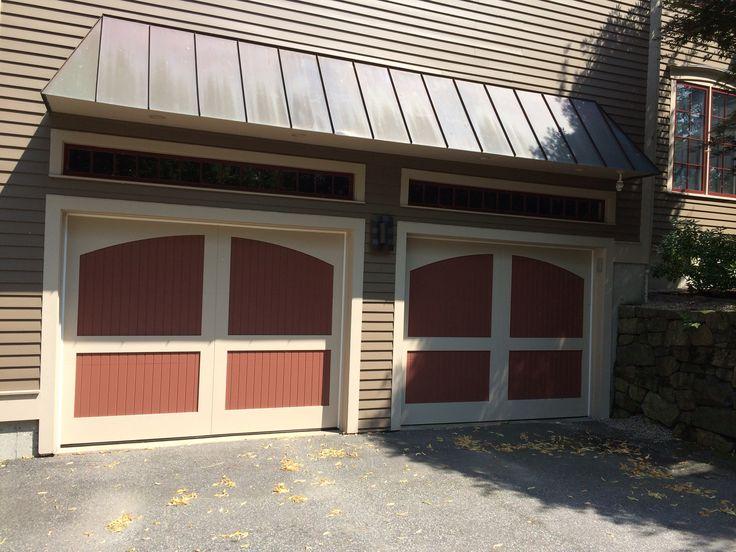 Custom carriage house garage doors. & 7 best Vintage Custom Doors images on Pinterest | Arch Belt and Boston