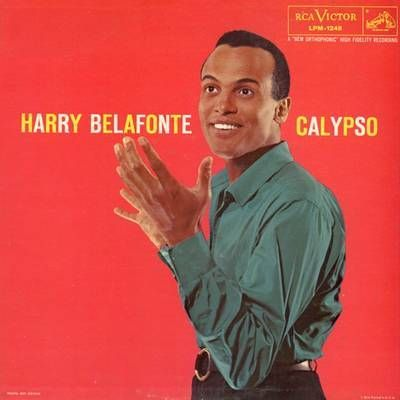 Harry Belafonte.  This album cover's adorableness inspired me to play this album at an aunt's house as a child, resulting in my lifelong love of HB.