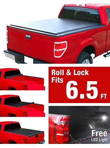 Premium Low Profile Roll Up Pickup Tonneau Cover Fits 2009-2016 Ford F-150 6.5' (78inch) Bed (Not Flareside) (w/out utility track system) - http://www.caraccessoriesonlinemarket.com/premium-low-profile-roll-up-pickup-tonneau-cover-fits-2009-2016-ford-f-150-6-5-78inch-bed-not-flareside-wout-utility-track-system/  #20092016, #65, #78Inch, #Cover, #F150, #Fits, #Flareside, #Ford, #Pickup, #Premium, #Profile, #Roll, #System, #Tonneau, #TRACK, #Utility, #WOut #Tonneau-Covers