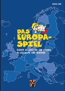 Broschüre: Das Europaspiel