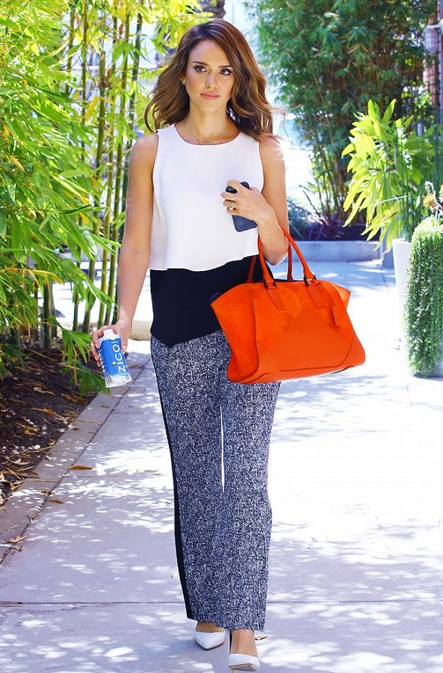 9 Office-Approved Outfit Ideas For Casual Friday via @WhoWhatWear