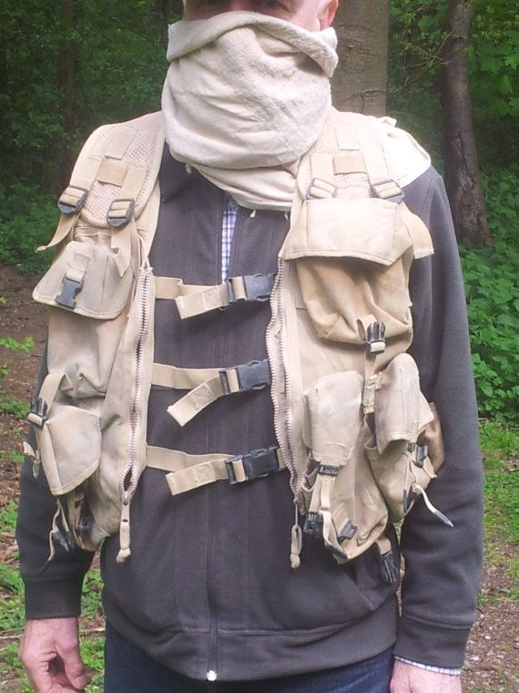 British army Assault Vest SAS Marines Issued  by BushcraftEmporium, £40.00