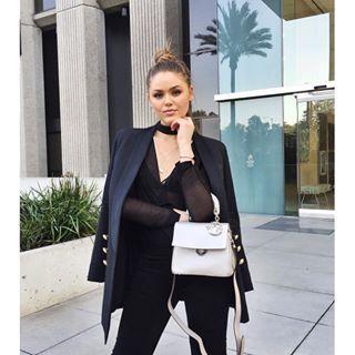 Kristina Bazan @kristina_bazan Instagram profile - Pikore