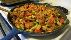 Three Sisters Vegetables ~ Traditional Native American Recipe (Algonquin)