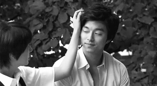 The 1st Shop of Coffee Prince ♥ Gong Yoo as Choi Han-gyul ♥ Yoon Eun-hye as Go Eun-chan