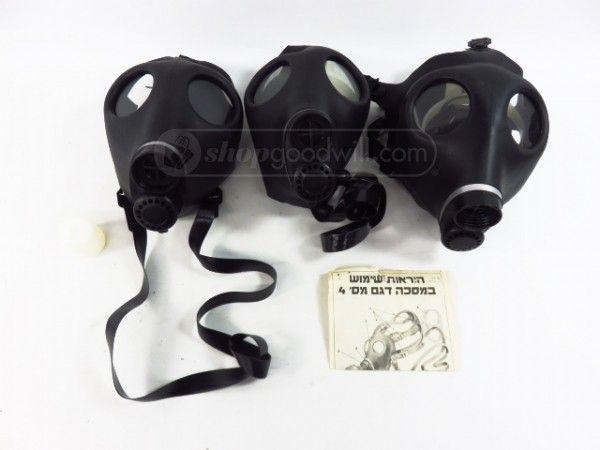 Israeli Gas Masks