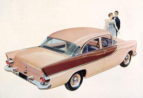 1960 Holden FB Special Sedan. (Poster)