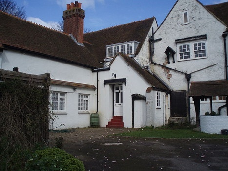 Even those who claim not to believe in ghosts passed up the Wymering Manor in Portsmouth, England due to its claims of paranormal activity.