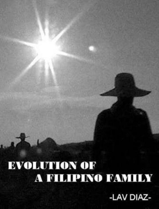 5. Evolution of a Filipino Family (Lav Diaz, 2004)