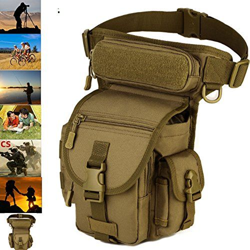 LarKoo Outdoor Gear Military Tactical Drop Leg Panel Utility Pouch Thigh Leg Waist Bag Pack Motorcycle Outdoor Bike Cycling Riding Thermite Versipack Satchel for 7.9 inches Tablet PC (Brown) For Sale https://besttacticalflashlightreviews.info/larkoo-outdoor-gear-military-tactical-drop-leg-panel-utility-pouch-thigh-leg-waist-bag-pack-motorcycle-outdoor-bike-cycling-riding-thermite-versipack-satchel-for-7-9-inches-tablet-pc-brown-for-sale/