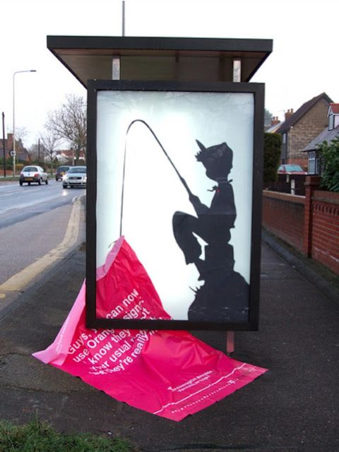 AllroundRow: Straßenmalerei - Best Of Street Art 2011
