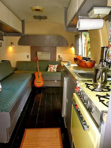 1966 Classic Airstream 20 Foot Foot Cabin) GlobeTrotter For Sale Atu2026