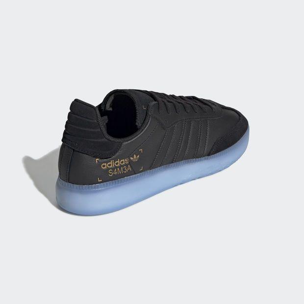 adidas samba rm black cyan