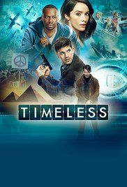 Timeless (2016) is a time-travel series about people who are trying to stop another time traveler from changing history. While many time travel series have come out recently, this one, reminiscent a bit of Time Tunnel, is the best.