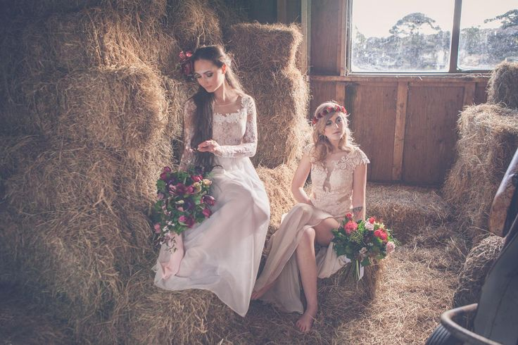 Love this shot! Photo shoot in September 2015. PHOTOGRAPHY WONDERFERRIS, MAKE UP & HAIR ALIS MAKEUP STATION, VENUE MCGRATH ESTATE MODELS RANI TEA and NIKITA NEWTON. DRESSES BRIDALANDBALL.CO.NZ 0800 BRIDAL
