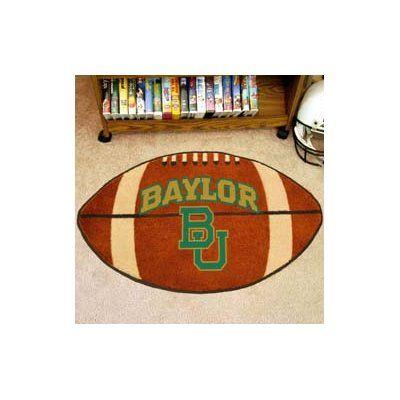 FANMATS NCAA Baylor University Football Doormat