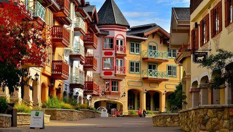 Sun Peaks Resort- Ski resort in British Columbia, Canada