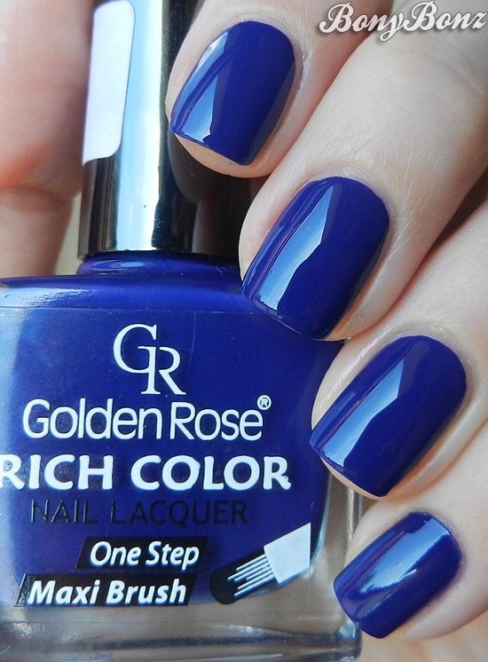 Golden Rose Rich color 16