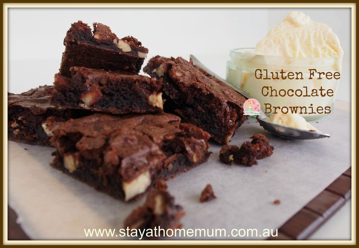 Gluten Free Chocolate Brownies | Stay at Home Mum