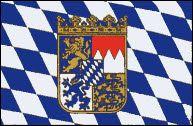 Bayern Fahne , Beierse vlag  Polyester vlag met versterkt kopband met 2 oogjes om op te hangen. http://www.winkeltjevanjan.nl/contents/nl/p2890_Beieren_vlag.html
