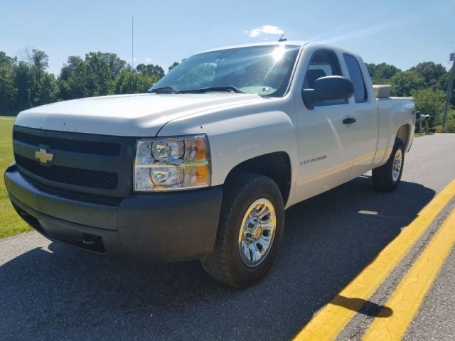 2008 Chevy 1500 Silverado Extended Cab 4x4 Pickup Truck