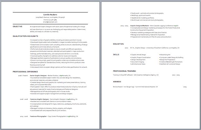 esthetician resume template download