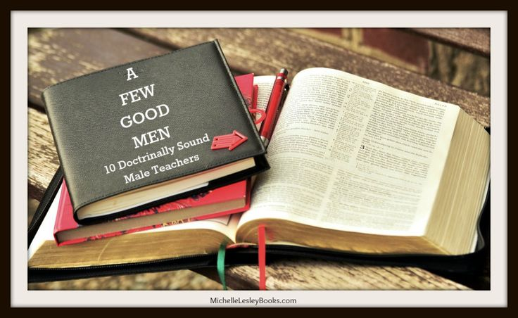 a few good men (sound Christians)