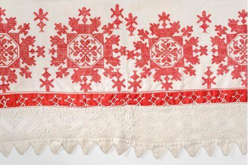naisen paita, Venäjä, Tverin Karjala, Pogorelets, Zamyshkoi