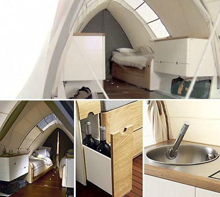 Opera Pop-Up Camper: The Mini House on Wheels - TechEBlog